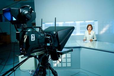 Arbeiten beim Fernsehen: So ist es wirklich