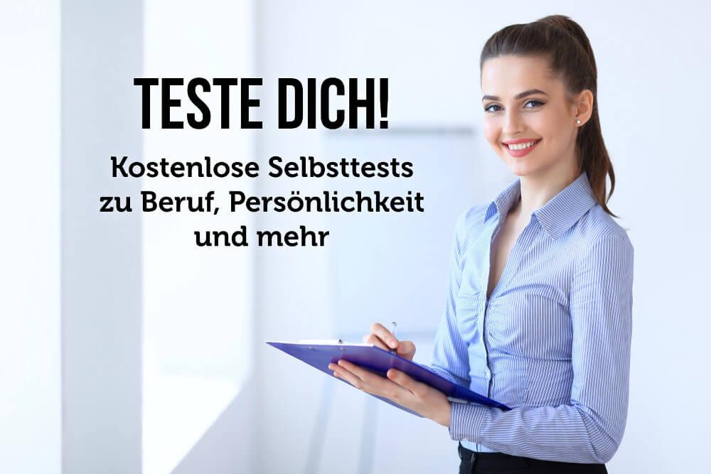 Teste dich: 33 kostenlose Selbsttests zu Persönlichkeit, Job, Intelligenz