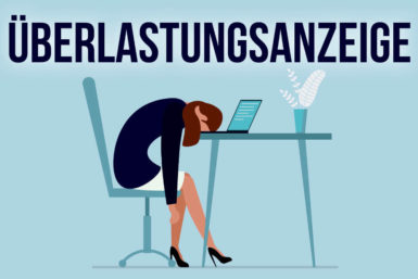 Überlastungsanzeige: Sorry Chef, ich kann nicht mehr!