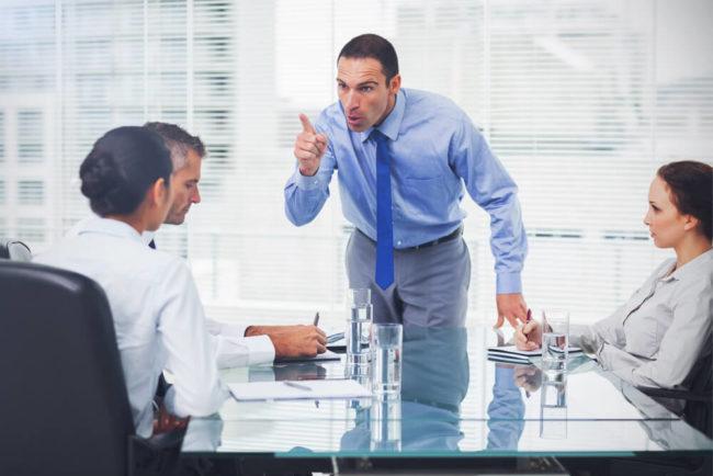 Wie kann ich Erfolg haben, wenn mein Chef gegen mich ist?