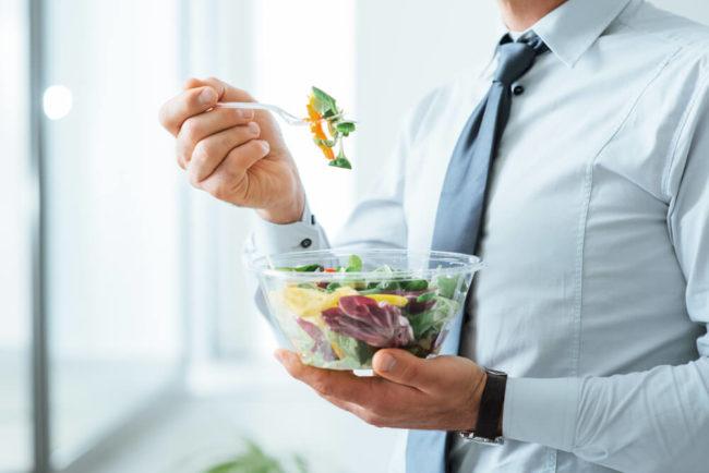 Gesund essen: Alles, was Sie wissen müssen