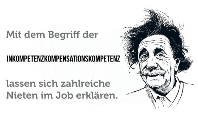 Inkompetenzkompensationskompetenz Nieten im Job Odo Marquard