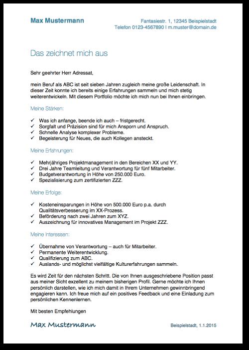 motivationsschreiben verfassen: anleitung & muster, Einladung