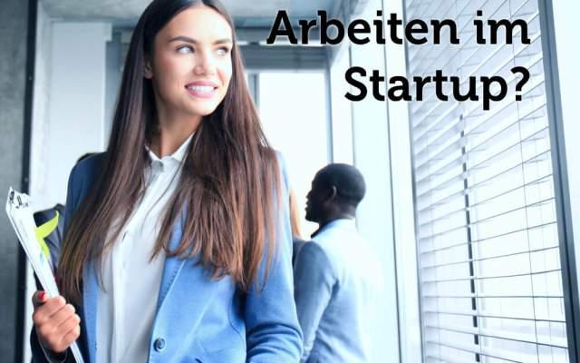 Startup Jobs Angebote Stellen