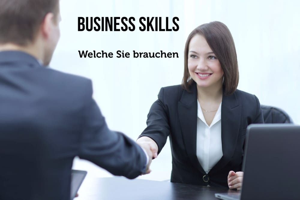 Business Skills deutsch List Soft Skills Liste Beispiele
