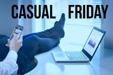 Casual Friday: Wie salopp ist erlaubt?