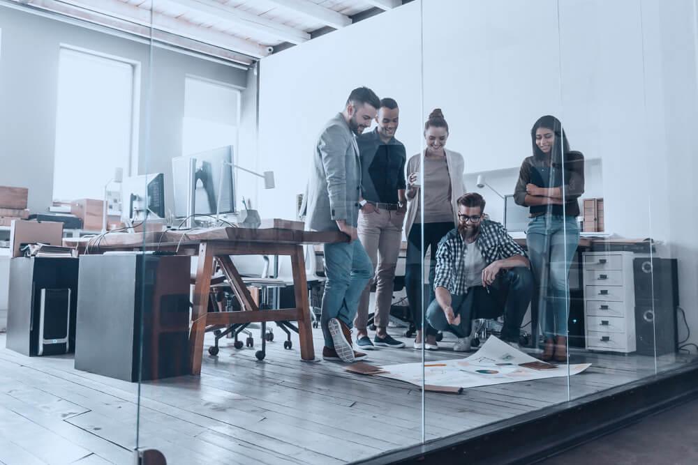 Kreativraum: Neue Ideen fördern