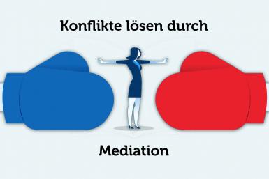 Mediation: Hilfe bei Konflikt und Streit