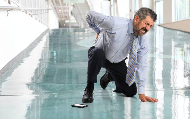 Arbeitsunfall Risiko Unfallversicherung