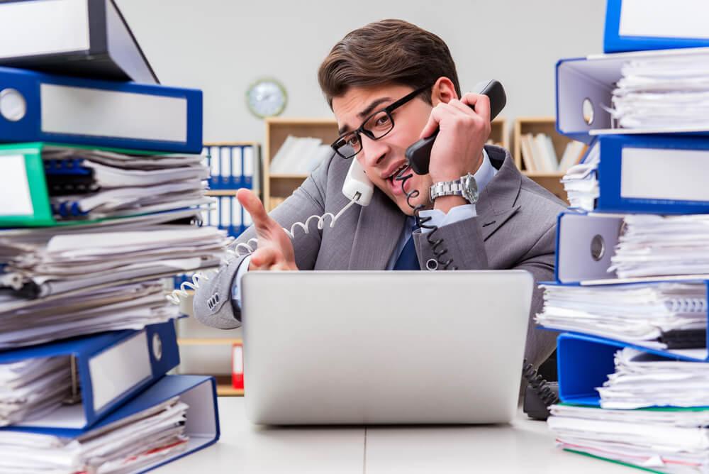 Arbeitswut: Wie Sie damit umgehen