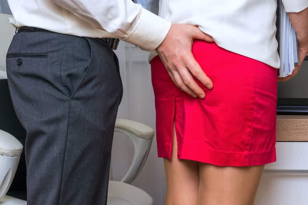 Formen sexueller Belaestigung Uebergriffe Definition