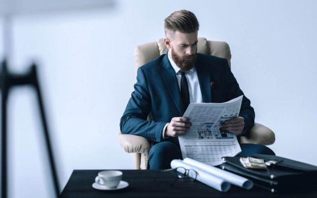 Jobgesuche Inserate Zeitung Arbeitgeber Inserat