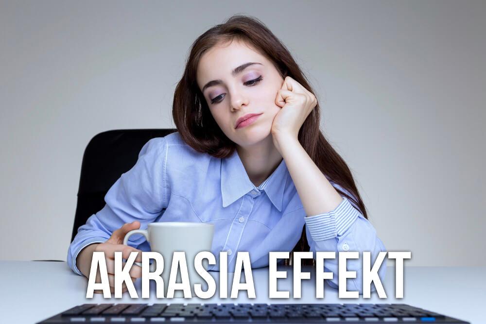 Akrasia Effekt: Weshalb wir verschieben, was wir uns vornehmen