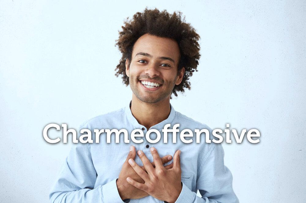 Charmeoffensive Bedeutung Duden Was bedeutet Charme charming