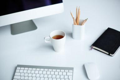 Minimalismus am Arbeitsplatz: 10 Tipps