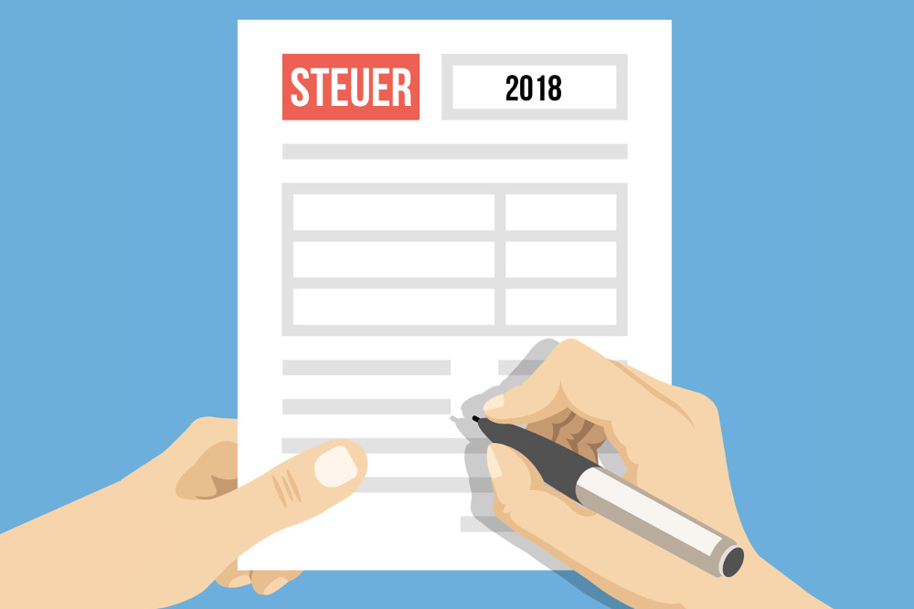 steuererklrung 2018 das knnen sie absetzen - Steuererklarung Rentner Muster