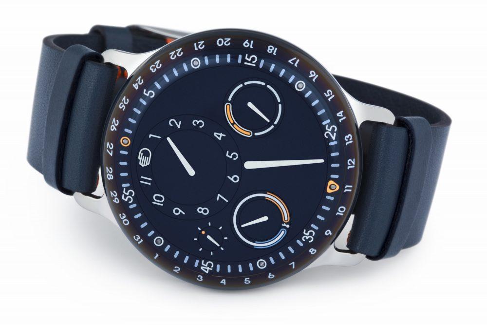 Ressence Type 3: Armbanduhr für Liebhaber
