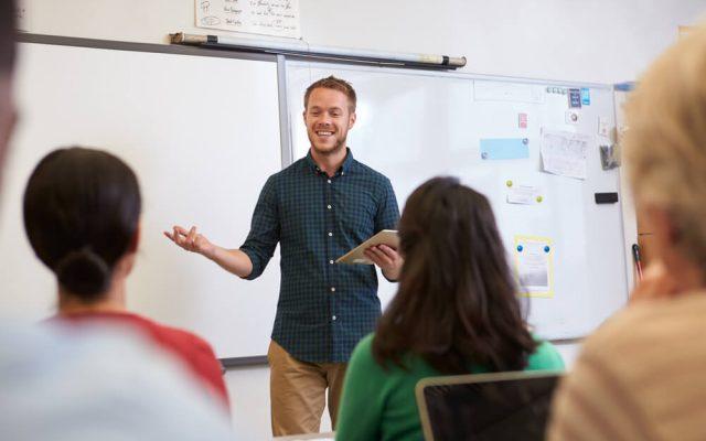 Aushilfslehrer Vertretungslehrer Quereinsteiger