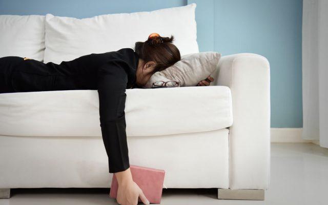 Burnout Symptome Anzeichen Warnzeichen Syndrom Erschoepfung Test