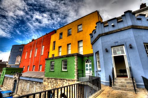 Arbeiten im Ausland: Silicon Docks in Dublin