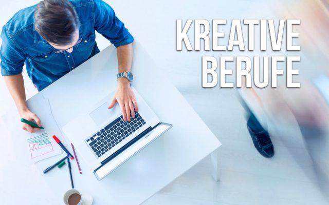 Kreative Berufe mit gutem Gehalt ohne Ausbildung Studium kreativ kuenstlerisch Liste