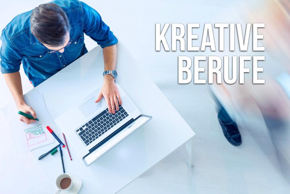 Kreative Berufe: Eigene Ideen ausleben