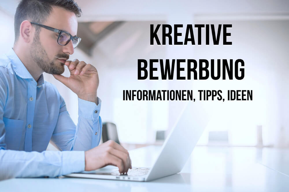 Kreative Bewerbung Tipps Und Ideen Karrierebibelde