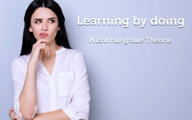 Learning by doing Definition Konzept Uebersetzung Erklaerung Tipps