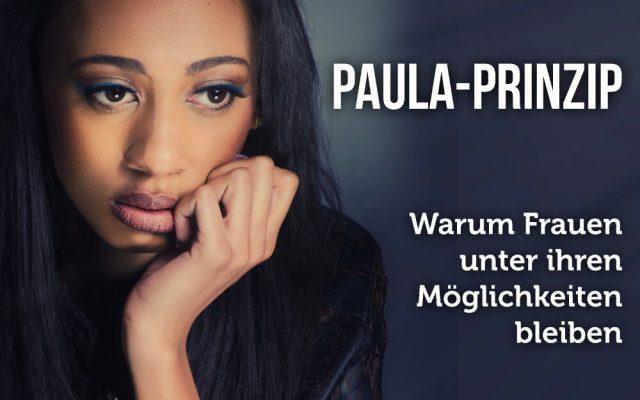 Paula Prinzip Principle Benachteiligung Gleichstellung Frauen