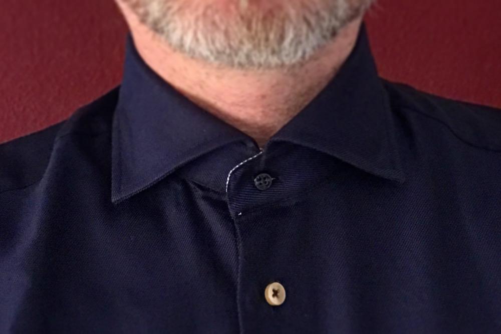 Sleeve7-Test Hemdkragen