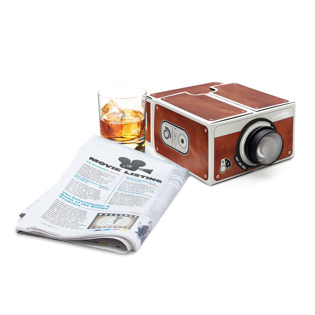 Smartphone Projektor 2.0