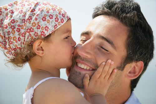 Vater-Kind-Vaterfreundlich