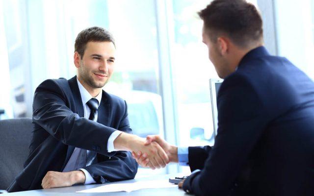 Verkaufsgespraech fuehren Tipps Informationen Beispiele Ablauf verkaufen