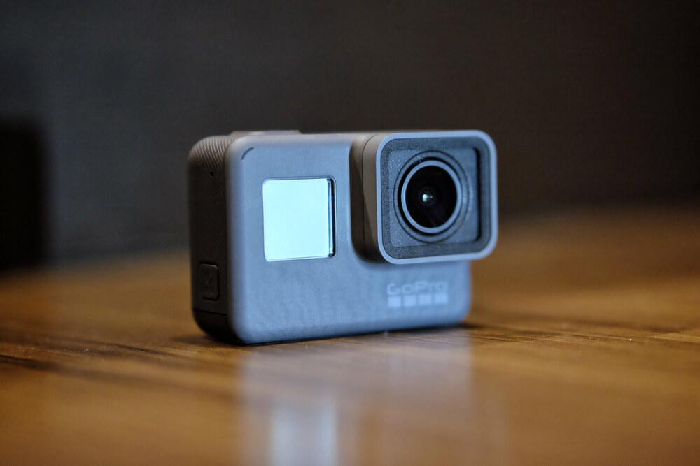 goprohero6 kamera