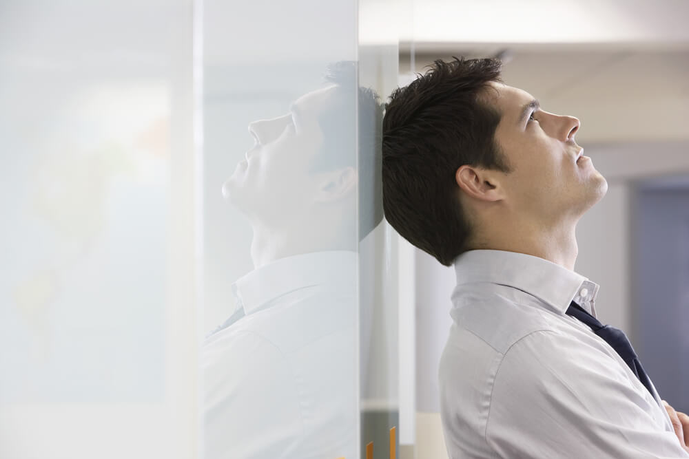 Arbeitnehmer-Typen Pessimist