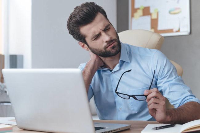 Verspannungen: Symptome und Therapie für Schulter, Nacken, Kopf