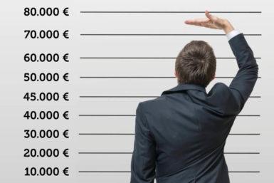 Durchschnittsgehalt: Das verdient man in Deutschland