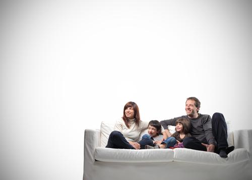 Karriereverweigerer Ausruhen Familie