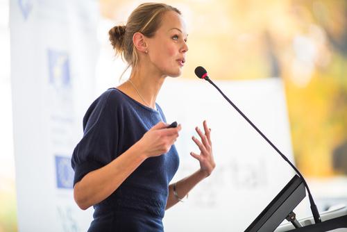 Vortrag halten Schüler Tipps Synonym persönlich gestalten