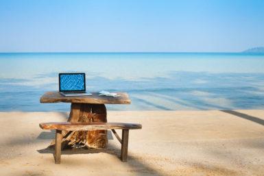 Remote Office: Hier sollten Sie arbeiten!