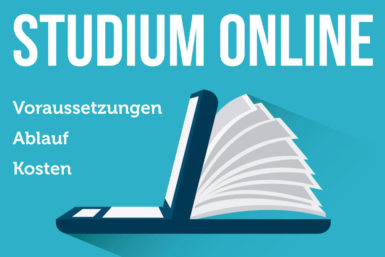 Studium online: Voraussetzungen, Ablauf, Kosten
