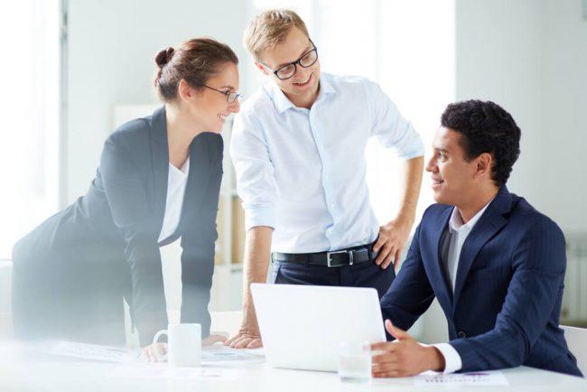 Teamwork: Gemeinsam mehr erreichen