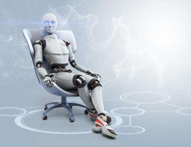 Altwork Station: Der Bürostuhl aus der Zukunft