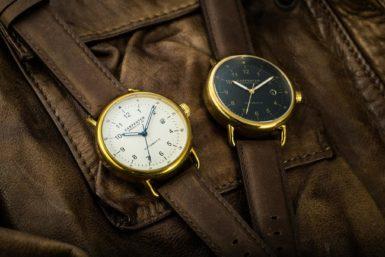Carpenter Uhr: Wie der Vater, so...