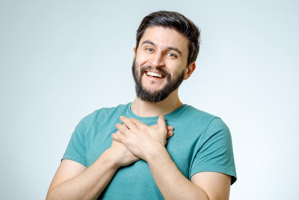 Facial-Feedback-Hypothese: Wie sich Laune und Mimik beeinflussen
