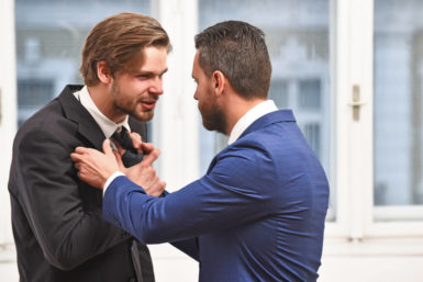 Konflikteskalation: Ausrasten in 9 Stufen