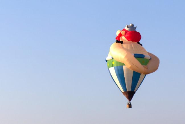 Obelix-Effekt: Die Pause alleine verbringen müssen