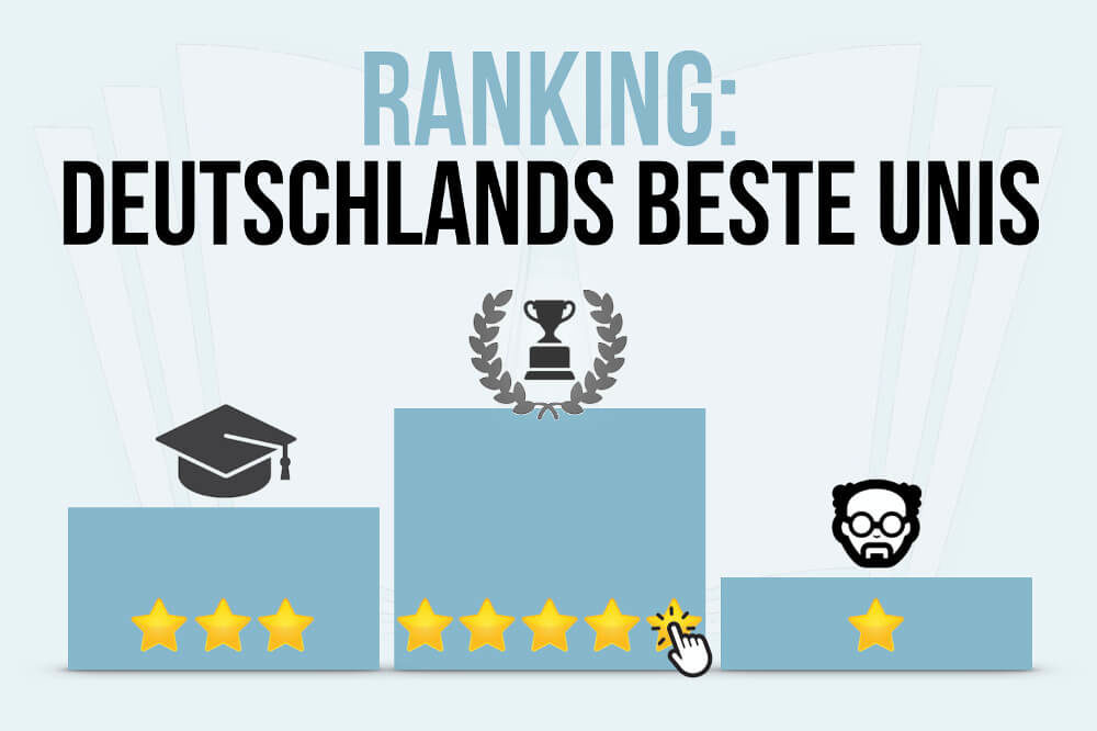 Unis Deutschland Ranking