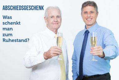 Abschiedsgeschenk Ruhestand: Geschenktipps für scheidende Kollegen