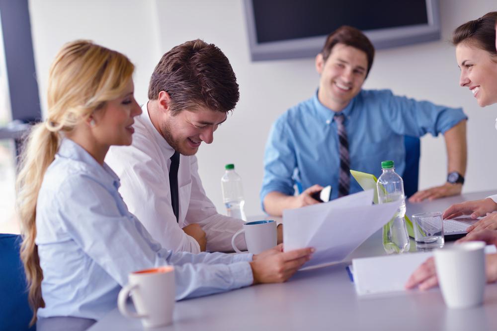 Arbeitsklima: So fühlt sich jeder wohl